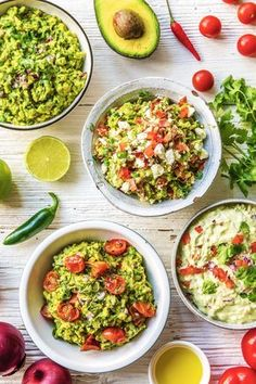 simple guacamole recipe-HelloFresh