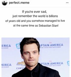 Sebastian ⭐ Stan-what an uplifting thought