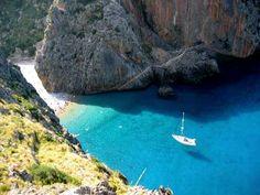 Sa Calobra, Mallorca Island (Spain)