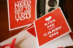 Sweetheart Cards [create] | ballarddesigns.com