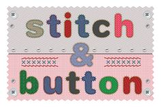 Stitches & Buttons Brush @creativework247