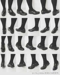 足の描き方 by KITAJIMAのお絵かき研究所 shoes feet reference pose perspective Leg Reference, Human Reference, Figure Drawing Reference, Art Reference Poses, Anatomy Reference, Photo Reference, Poses Manga, Anatomy Poses, Poses References