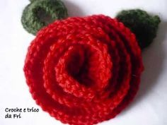 Flores em croche, crochet flowers, Häkelblumen, rose, popy, papoula etc