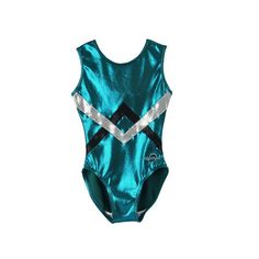 Girls 2-10 Obersee Gymnastics Leotard, Girl's, Size: