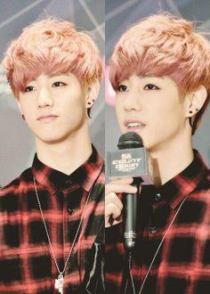 Mark is so cute :* :* :* <3 <3 <3