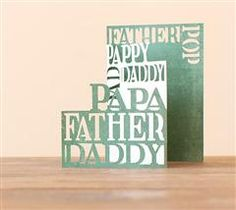 Cricut > Landing Page- purchase your cricut template here to make your card for Papa!