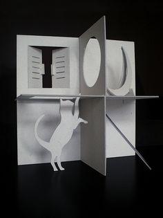 La curiosidad y el gato by milimbo, via Flickr