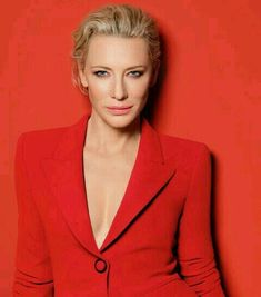 Cate Blanchett, Blazer, 1, Jackets, Women, Fashion, Vestidos, Down Jackets, Moda