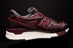 HORWEEN LEATHER x NEW BALANCE M998DW PACK   Sneaker Freaker