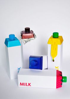Packaging That Delivers by Ailice Samadi 70 Creative Moolicious Milk Packaging