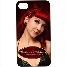 """Professor Whiskey's Phone Case    Part of the huge """"Weekly Community Bazaar Auction"""" on Tophatter. Please RSVP! Link: http://tophatter.com/auctions/3743"""