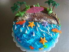 #beachcake #seacake