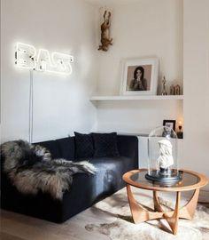 . . living room . .