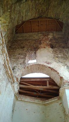 Ruiny zamku Krzyżtopór