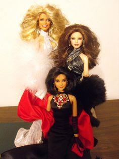 classic celebrity barbie dolls