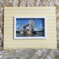 Beach Boardwalk frame Pottery barn style in brand new perfect condition picture frame. Not Kate spade just listed for exposure. Size 4x6. Would love to bundle. Reasonable offers accepted. I need to sell asap! :) kate spade Accessories