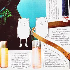 Die Genießer enjoy life's little pleasures in the new international issue of ZEITmagazin