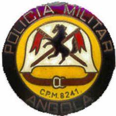 Companhia de Policia Militar 8241/72 Angola