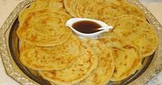 This awesome breakfast is eaten with honey and served warm giving it a soft texture, this a traditional rghifah.