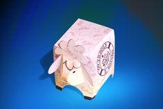 Embalagem ovelha p/ doces - Petit Prince