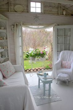 Shabby Chic Furniture Archives - Home Style Corner Shabby Chic Interiors, Shabby Chic Bedrooms, Cottage Interiors, Shabby Chic Cottage, Shabby Chic Homes, Shabby Chic Furniture, Shabby Chic Decor, Cottage Style, Romantic Bedrooms