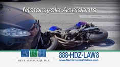 Alex R. Hernandez Jr. Motorcycle accident lawyers - YouTube