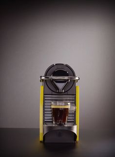 Each Nespresso coffee machine is designed with a unique style in mind. Explore our range of machines to experience #ACupAbove.