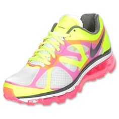 The Nike Air Max 2012 Womens Running Shoes.  Love these!