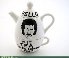 My next tea pot.  Love it!