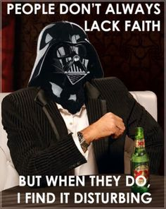csi miami and star wars humor :)