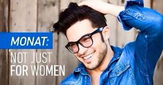 Guys MONAT has you covered too! Next level hair care with our men's line. jessicamccoy.mymonat.com