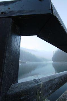Wintermorgen am Riessersee, Garmisch-Partenkirchen, Bayern - Bavaria - http://www.riessersee.com/