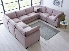 stunning u shaped sectional sofa available in over 30 different colours from grey beige