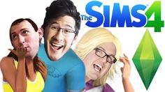 The Sims 4: Markiplier Should NOT Have Power