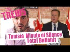 "Russell Brand Says Having A Minute Of Silence For Tunisia Is ""Bullsh*t"" - BuzzFeed News"