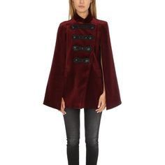 Pinko double Remise jacketNoir cropped breasted UpzVSM