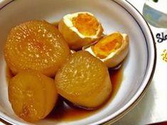 旬の大根と卵で作る、味しみしみの「こってり煮」をご紹介。ボリューム満点なので、節約にも◎♪