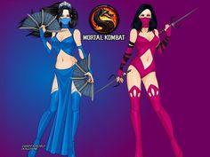 Here is a design I made of Princess Kitana and Mileena from Mortal Kombat using the X-girl dressup game I tried to match the costume themes to t. Kitana and Mileena: A tale of two sisters. Mortal Kombat Cosplay, Mortal Kombat 9, Sisters Goals, Two Sisters, Noob Saibot, Mileena, Amazing Spiderman, Halloween Costumes, Halloween Ideas