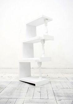 Stackable Bookshelves
