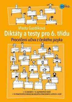 Edika -Diktáty a testy pro 6. třídu