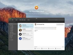 Mac Mail Redesign Concept on Behance