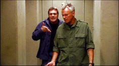 Jack and Daniel #SG1