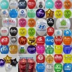 Custom Balloons 101; Call Csa Balloons!