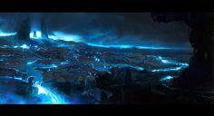 ArtStation - Planet Toa, Mark Kolobaev