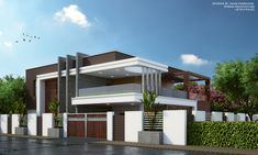 Exterior By Sagar Morkhade Vdraw Architecture