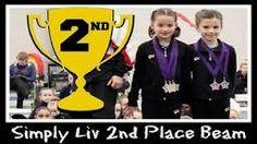 Simply Liv | Level 4 Gymnastics New Leve...