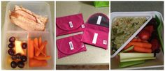 4/2/2013  Green Tip #2  Greening Your Kitchen  Pack Lunches in Reusable Containers