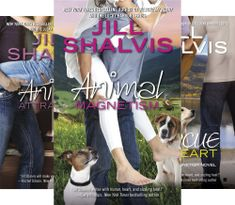 An Animal Magnetism Novel (7 Book Series) by  Jill Shalvis
