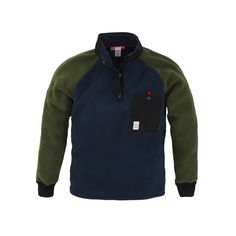 We know that you»ve been stealing your boyfriends fleece - now you don»t have to. The Topo Designs Fleece Jacket is sized for women to layer or wear on its own