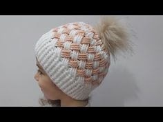 We have collected Top 10 crochet and knitted hat patterns for our users. These are perfect for anyone to start knitting and come with a video tutorial. Crochet Tutu, Crochet Sandals, Crochet Beanie Hat, Beanie Hats, Knitted Hat, Crochet Motifs, Crochet Shawl, Crochet Stitches, Knit Crochet